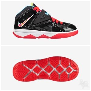Hard to find Nike Lebron James Soldier Sneaker 2